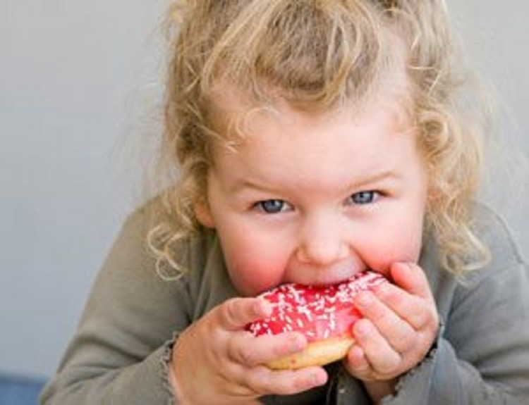 IΜη σχολιάζετε το βάρος των παιδιών σας